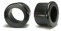 "8g–1-1//4/"" Black Horn Tunnel — Price Per 1"
