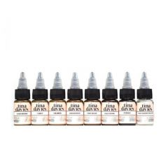 Perma Blend Tina Davies I Love Ink Brow Set — 1/2oz Bottles