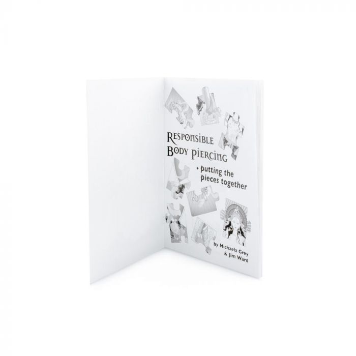 Responsible Body Piercing — Softcover Book