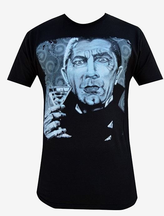 I NEVER DRINK WINE by Mike Bell Men/'s Tee Low Brow Black Market