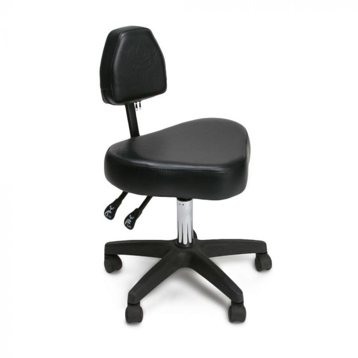 Marvelous Precision Professional Tattoo Stool Black Gmtry Best Dining Table And Chair Ideas Images Gmtryco