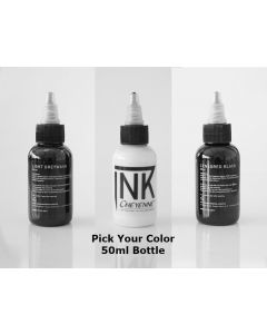 Cheyenne Tattoo Ink – 50ml Bottle – Pick Your Color