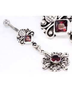 """POWERS THAT BE Bali Belly Wholesale Body Jewelry 14g 7/16"""""""