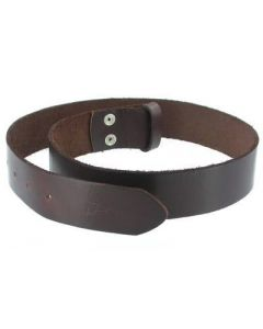 Premium Brown Leather Belt