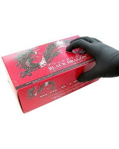 Black Dragon Medical Latex Gloves - Price Per Box