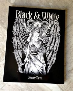 Black & White Book: Volume Three — Limited Edition
