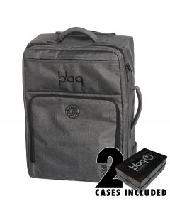 Sullen Blaq Paq Globe Edition Travel Bag (Thumbnail)