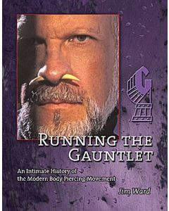 Running the Gauntlet by Jim Ward — Softcover Book (Cover)