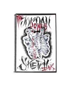 The Jordan Jones Sketchbook – Softcover