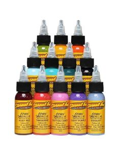 Eternal Ink Set — 1oz Bryan Sanchez M. Watercolors (Thumbnail)