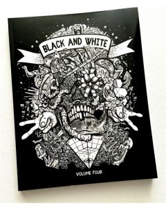 Black & White Book: Volume Four — Limited Edition