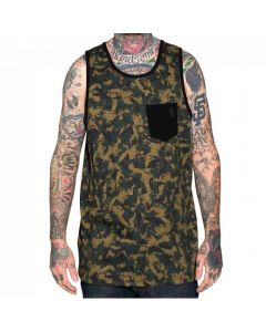 Sullen Camo Tattoo Machine Tank (Thumbnail)