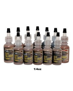 Rich Microblade Colors Permanent Makeup Tattoo Ink – 1/4oz Bottle – Pick Your Color