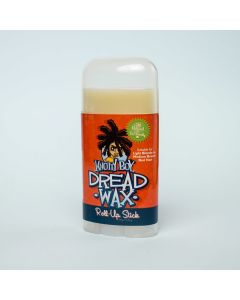 Knotty Boy Dreadlock Wax Roll Up Stick - Light Wax 2.25oz