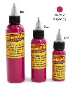 Electric Raspberry - Liz Cook Series - Eternal Tattoo Ink - Pick Your Size 1oz, 2oz, or 4oz Bottle