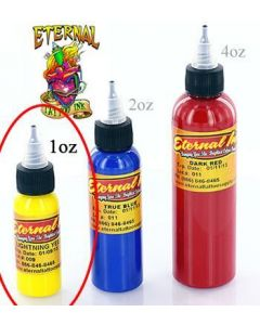 Eternal Tattoo Ink - 1oz Bottle - Pick Your Color