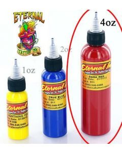 Eternal Tattoo Ink - 4oz Bottle - Pick Your Color