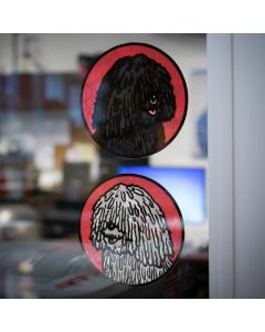 Limitless Custom Die-Cut Window Cling