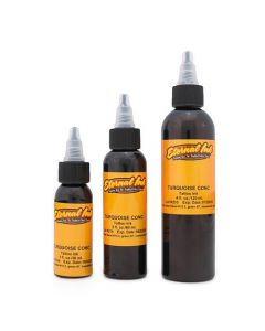 Turquoise Concentrate — Eternal Tattoo Ink — Pick Your Size 1oz, 2oz, or 4oz Bottle (Thumbnail)