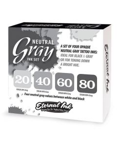 Eternal Ink Neutral Gray Ink Set Box