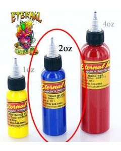 Eternal Tattoo Ink - 2oz Bottle - Pick Your Color