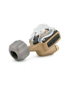 InkJecta Flite Nano Elite Tattoo Machine — Blast Brass (Thumbnail)