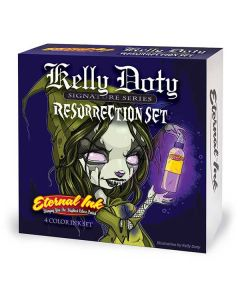 Kelly Doty Resurrection Ink Set of 4 — 1oz Bottles — Eternal Tattoo Ink (Thumbnail)