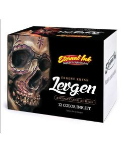 Eternal Ink Levgen Signature Series Set of 12 Colored Inks