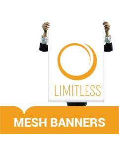 Mesh Banner - Send Us Your Art