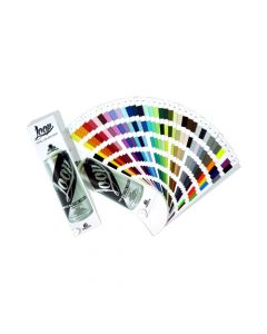 Loop Colors Spray Paint Color Chart (Thumbnail)