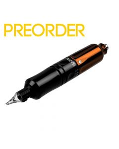 Axys Valhalla Rotary Pen Tattoo Machine — Burnt Orange — Pre-Order Only (Thumbnail)