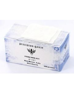 "Precision 4""x4"" Gauze ~ 200 Per Box"