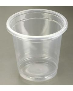3oz Plastic Cups ~ Rinse, Ultrasonic, Multi Purpose Cups ~ Sleeve of 50