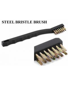 Brass Bristle Brush ~ Tattoo Tube Tip Cleaning Brush & Shop Brush