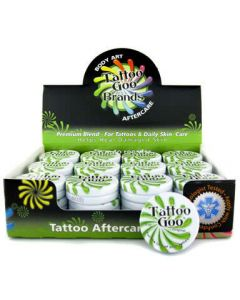 Tattoo Goo Original - .33oz - Case of 36 Tins