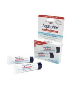 Aquaphor Healing Ointment Advanced Therapy - .35oz - 2-Pack of Tubes