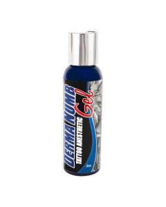DermaNumb Tattoo Numbing Gel – 2oz. Bottle
