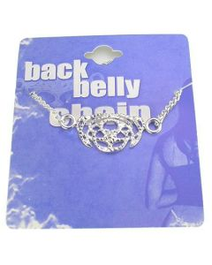 Random Back Belly Chain Pierceless Body Jewelry