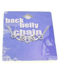 Mixture Back Belly Chain Pierceless Body Jewlery