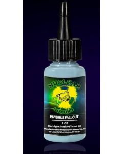 Nuclear UV Invisible Tattoo Ink — Millennium Mom's — One 1oz Bottle (Thumbnail)