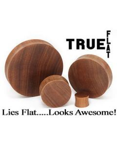 Saba Wood Solid Plug