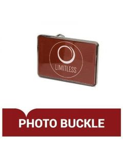 Photo Belt Buckle