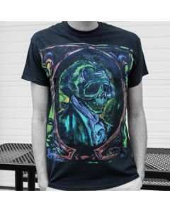 Jordan Jones Dead President Skull Men's Black T-Shirt