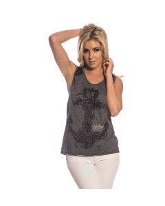 Sullen Angel Tank Top for Women Front