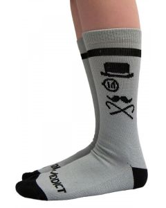 InkAddict Gent High Socks
