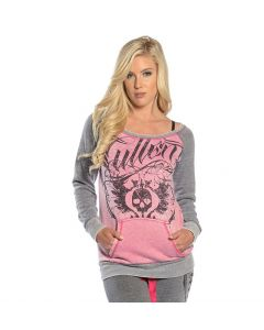 Sullen Angels Love Angel Women's Pullover Fleece