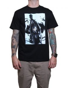Painted by Fatal x ACE of LA Collection – Men's Black Tee
