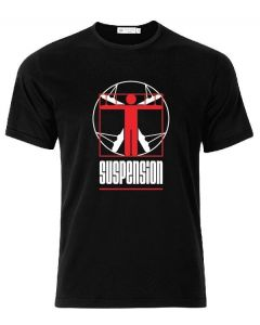Suspension Men's Black Tee