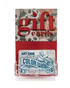 Gift Card or Business Card Holder