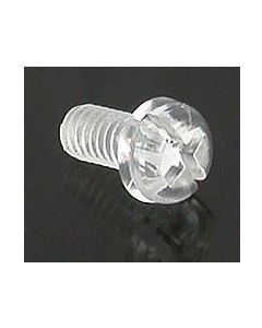 Crystal Lock Screw #1 - M4 Metric - For Binding Post on Tattoo Machine